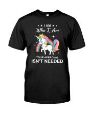 Unicorn I am 1307 Classic T-Shirt front