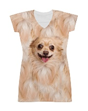 Chihuahua Awesome 1406 All-over Dress thumbnail