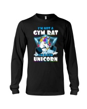 Gym Unicorn Long Sleeve Tee thumbnail