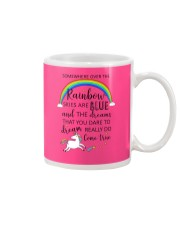 Unicorn Rainbow 1412 Mug thumbnail