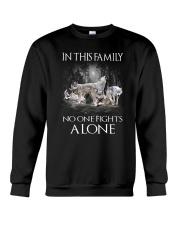 Wolf Family Crewneck Sweatshirt thumbnail