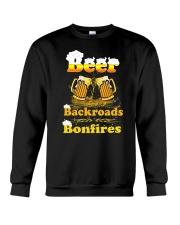 Apollo Beer Bonfires Crewneck Sweatshirt thumbnail