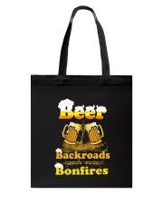 Apollo Beer Bonfires Tote Bag thumbnail
