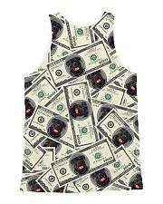 Rottweiler Dollar 1406 All-over Unisex Tank back