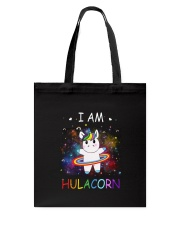 Hulacorn Tote Bag thumbnail