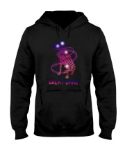 Great Dane Paw Hooded Sweatshirt thumbnail