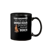 Boxer - Your ignorance 2006P Mug thumbnail