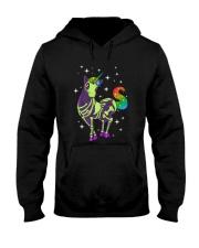 Unicorn Skeleton 2708 Hooded Sweatshirt thumbnail