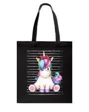 Unicorn Girl Tote Bag thumbnail