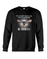 Owl Anything Crewneck Sweatshirt thumbnail