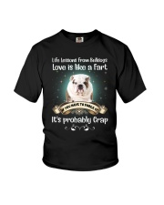 Bulldog Lesson 1906 Youth T-Shirt thumbnail