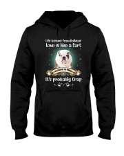 Bulldog Lesson 1906 Hooded Sweatshirt thumbnail