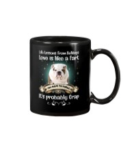Bulldog Lesson 1906 Mug tile
