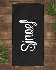 sjnoef Beach Towel aos-towelbeach-vertical-front-lifestyle-1