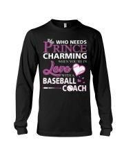 MY LOVE IS BASEBALL COACH :D :D Long Sleeve Tee thumbnail