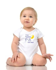 LOVE MOM TO THE MOON LIMITED EDITION Onesie lifestyle-onesie-front-2