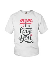 LOVE MOM LIMITED EDITION Youth T-Shirt front