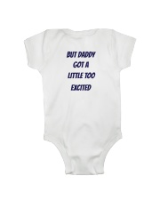 MOMMY WANT LIMITED EDITION Onesie back