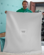 "AT HOME QUARANTINGS PRODUCTS  Sherpa Fleece Blanket - 50"" x 60"" aos-sherpa-fleece-blanket-50x60-lifestyle-front-05"