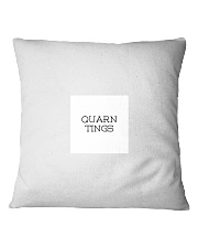 AT HOME QUARANTINGS PRODUCTS  Square Pillowcase thumbnail