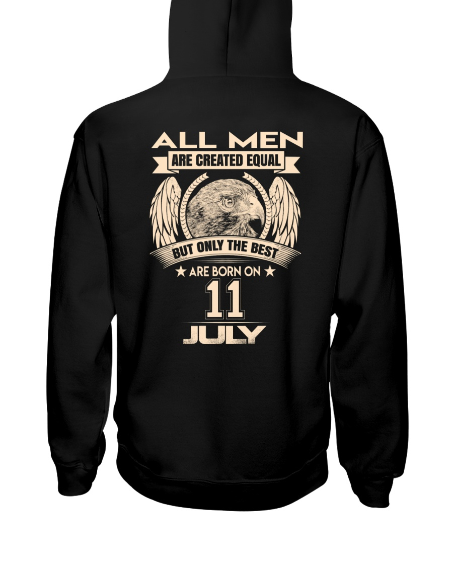 11 JULY Hooded Sweatshirt