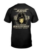 58 Classic T-Shirt back