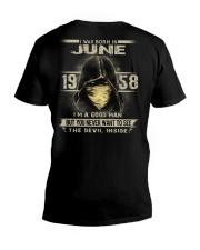 58 V-Neck T-Shirt thumbnail