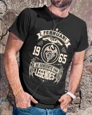 FEBRUARI 1965 Classic T-Shirt lifestyle-mens-crewneck-front-4