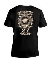 27 V-Neck T-Shirt thumbnail