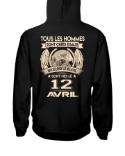 12 AVRIL Hooded Sweatshirt thumbnail