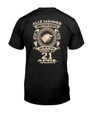 21 Classic T-Shirt back