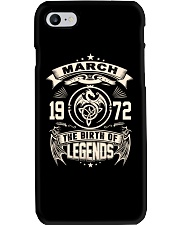 March 1972 Phone Case thumbnail