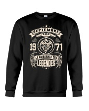 Septembre 1971 Crewneck Sweatshirt tile
