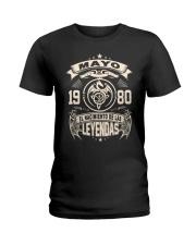 Mayo 1980 Ladies T-Shirt thumbnail