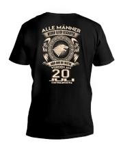 20 JULI V-Neck T-Shirt thumbnail