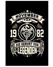 November 1982 11x17 Poster thumbnail