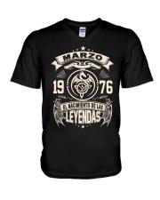 Marzo 1976 V-Neck T-Shirt thumbnail