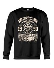 Octubre 1990 Crewneck Sweatshirt thumbnail