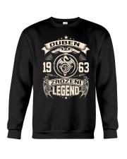 DUBEN 1963 Crewneck Sweatshirt front