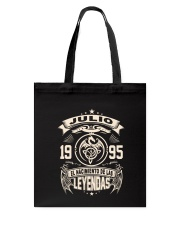Julio 1995 Tote Bag thumbnail