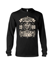 September 1988 Long Sleeve Tee thumbnail
