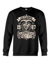 Octubre 1987 Crewneck Sweatshirt thumbnail