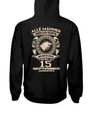 15 SEPTEMBER Hooded Sweatshirt thumbnail