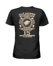 15 SEPTEMBER Ladies T-Shirt thumbnail