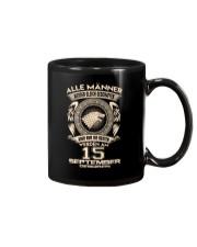 15 SEPTEMBER Mug thumbnail