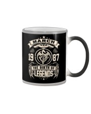 March 1987 Color Changing Mug thumbnail
