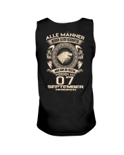 07 SEPTEMBER Unisex Tank thumbnail