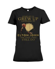 ELTON JOHN Premium Fit Ladies Tee thumbnail