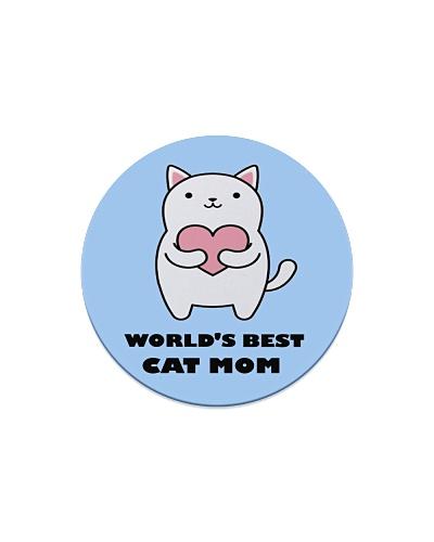 T-SHIRT CATS MOM