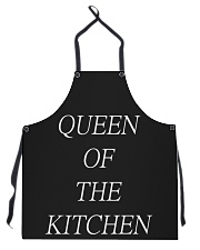 APRON FOR QUEEN Apron front